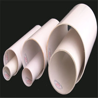 Cheap pvc pipe for water supply and drainage