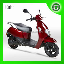 2017 UGBEST CUB cheap China electrical scooter for young women , close to nature