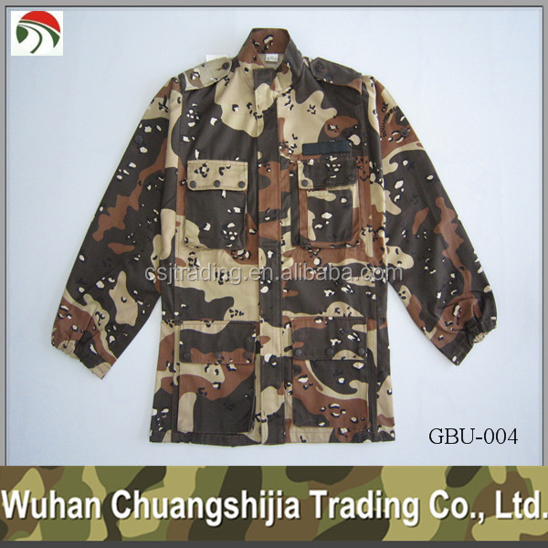 camouflage office uniform design for women