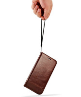 "Luxury Vintage Flip Wallet String Rope Leather Case For iPhone 6 Plus 5.5"" Back Cover CA1002"