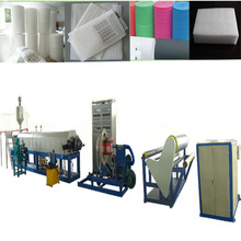 PE foamed sheet production line with Professional Manufacturer