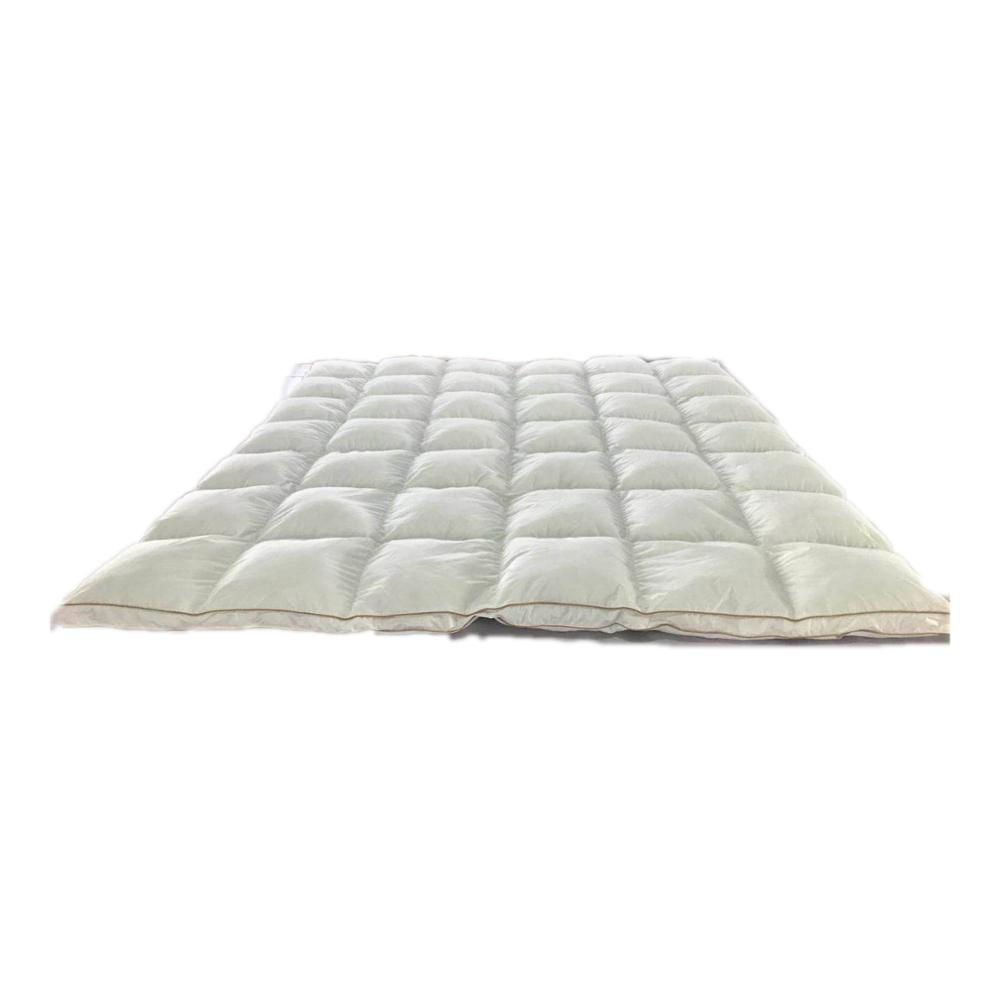 Recycle Down-Alternative Microfiber mattress topper for home hotel use - Jozy Mattress   Jozy.net