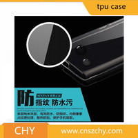 Hot Transparent soft tpu mobile phone case for samsung galaxy s3 mini