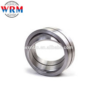High Quality Silver Inner Ring Plain Radical Joint Bearing GE 20 ES