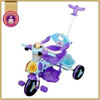 Pedal Pusher Plastic Material Kids Retro Girls Four In One Trike
