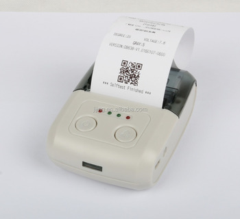 Portable Bluetooth Thermal Printer POS58MB