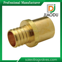 Excellent quality classical brass joint fittings for pex pipes