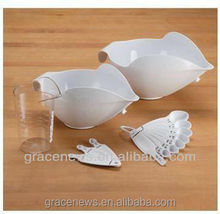 Durable Lightweight Plastic Dripless Spout Baking Supplies