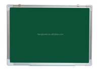 HB-98# Hot sale Green Writing Chalk board for school classroom and office meeting room /message board /bulletin board