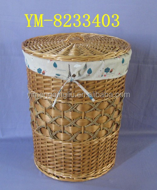 new design willow laundry baskets, laundry hamper