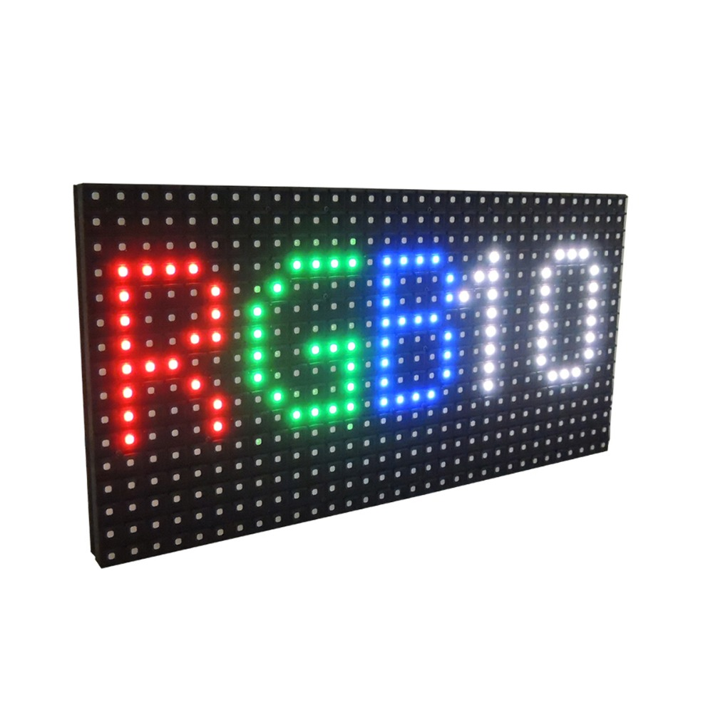 Outdoor full <strong>color</strong> <strong>P10</strong> smd 3535 LED module with 4 scan
