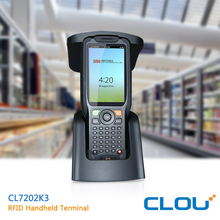 CL7202K3 UHF rfid reader 860mhz-960mhz antenna usb barcode scanner for retail store inventory