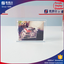 High quality acrylic photo frame OEM / ODM accept custom-made size baby acrylic photo block 2016 promotion