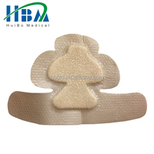 Top CE High Absorbent Surgical Medical Silicone Foam Dressing