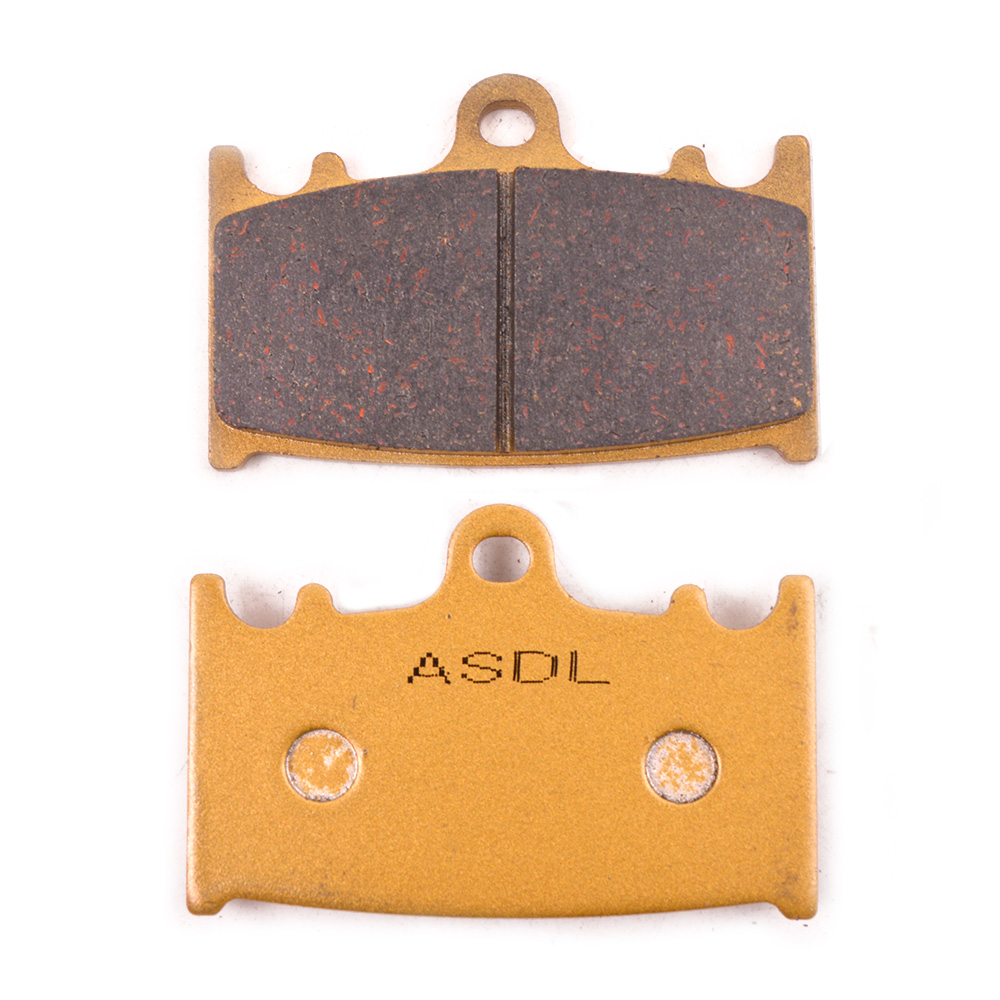 Motorcycle Brake Pads for Suzuki RG 125 GSXR 250 400 600 750 RGV250 TV250 SG350 GSF GSX 400 650 1200 <strong>1250</strong> GSR 600 SV1000 TL1000