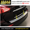 for Infiniti EX QX QX50 EX30d EX35 EX37 accessories rear bumper door sill protector(outer) 2008-2015