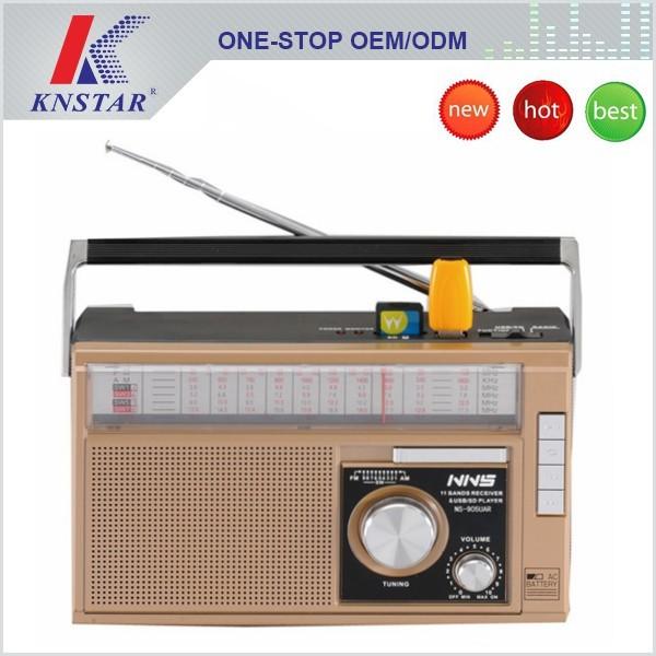 Vintage am fm radio avec sd fente usb haut-parleur - ANKUX Tech Co., Ltd