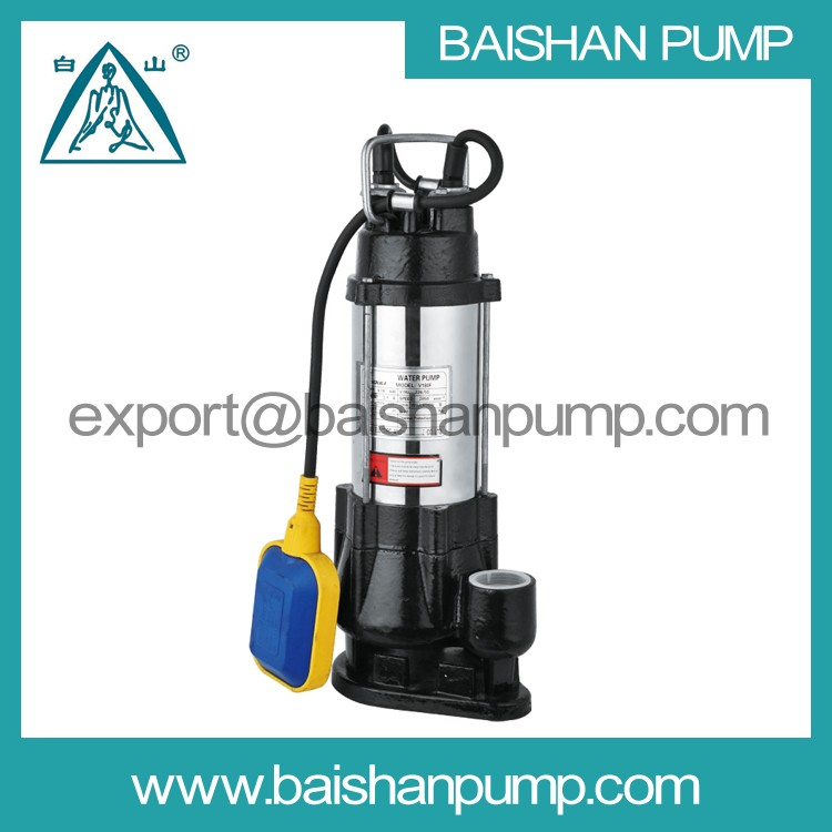 Hot Selling water pump 220V V series submersible deep well pumps