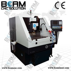 Making things convenient for customers More Precision Mobile phone Glass Engraving Machine