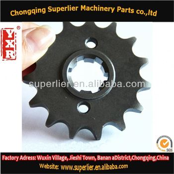 dt 125 ansi sprocket sets Fourtrax 200 ATV 14T