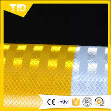 Super price reflective sheeting film road with striped patten