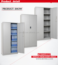 High Security Thickened office furniture/ steel file cabinet/ 2 Doors Electronic Cabinet