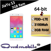 in Stock 2015 new arrival 4G LTE mobile phone 3GB Ram Jiayu S3