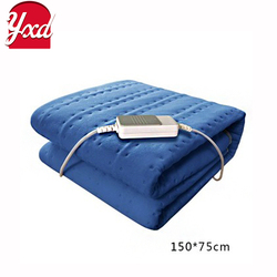 2018 colorful and durable electric heating blanket