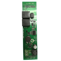 Mobile Charger Board Ups Battery Charger Circuit