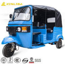 New design 200cc keke bajaj motor tricycle
