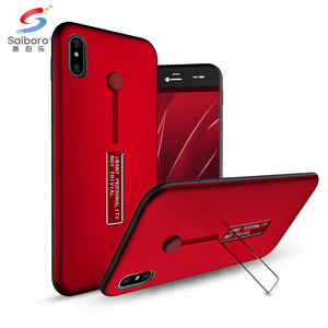 2017 trending products brg newest fashional protective case for iPhone X kickstand tpu pc case
