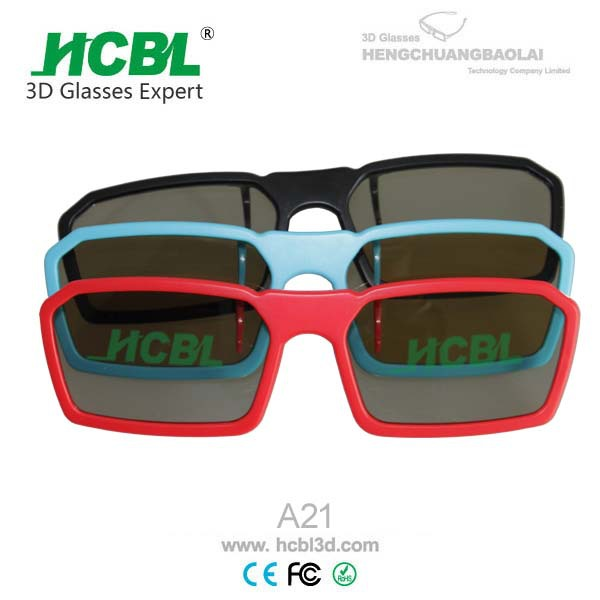 silicone glasses nose pads 3d anaglyph polarized glasses