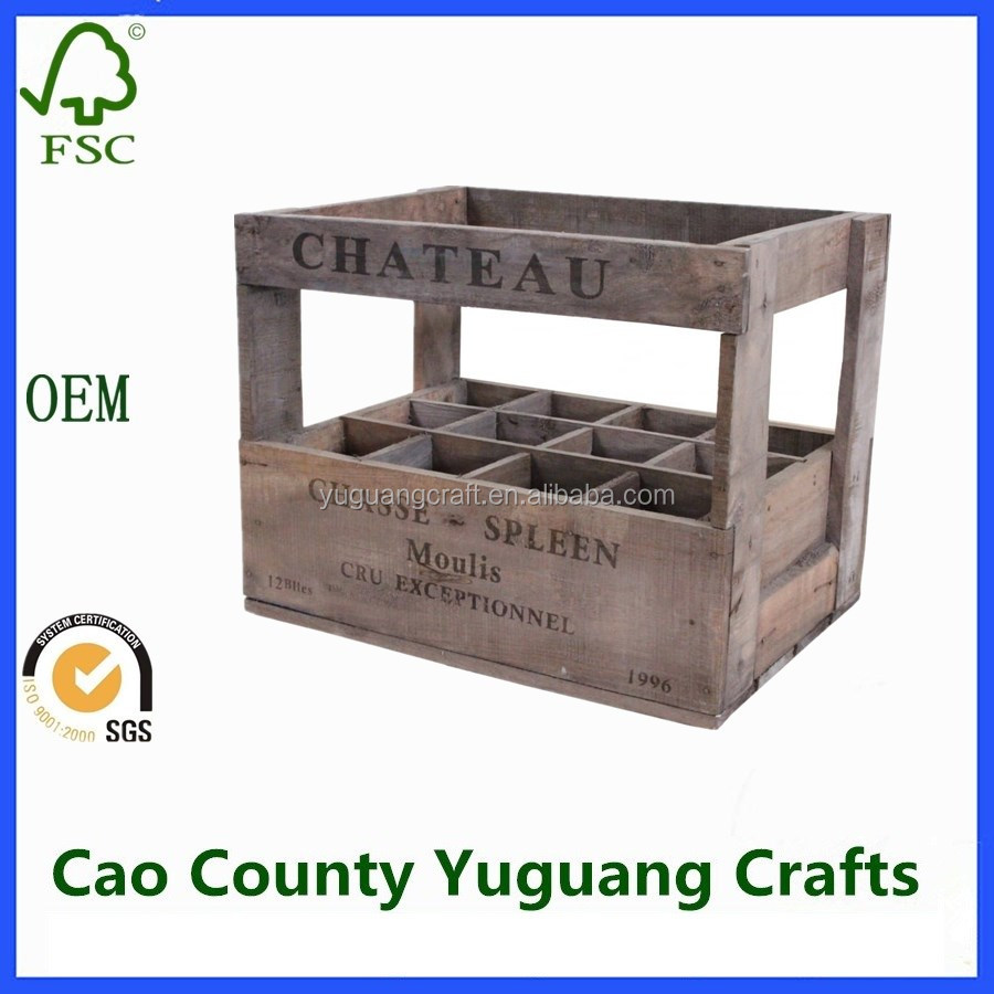 ornaments art minds gift wooden beer crates beer bottle crates for sale
