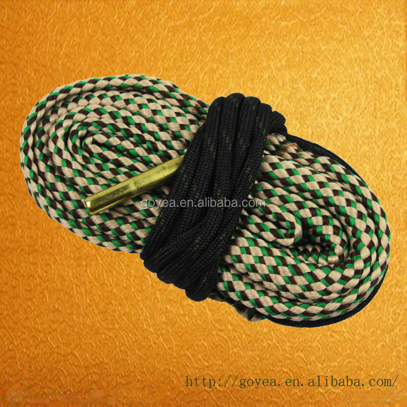 Bore Snake Rope Gun Rifle Cleaning 30 Cal 308 30-06 300 & 7.62mm Cord Kit Hunting Gun Accessories