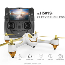 Hubsan H501S X4 5.8G FPV GPS Brushless rc drone follow me drone RC Quadcopter With HD 1080P Camera