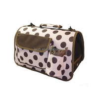 Airline Approved Cute Pet Carrier dog bag wholesale