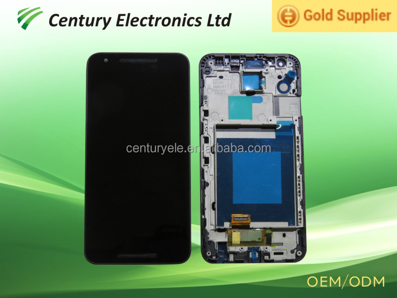 Smart phone LCD Display Touch Screen Replacement for LG nexus 5X H791 Touch Panel with frame