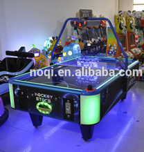 NQT-B01 electric sports ticket blink lottery air hockey table game machine