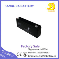 Manufacturing 6 fm 12 volt 2.3ah 20hr dry cell battery packs,UPS battery