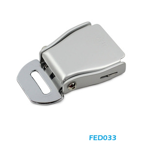 OE quality small seat belt buckle supplier
