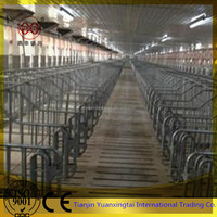Animal Cage for pig farm farrowing pen/steel pipe