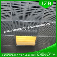 Alibaba China Hot Sale Galvanized Hexagonal Hole Perforated Metal Mesh,Perforated Metal Mesh Plate ( Factory Manufacturer)
