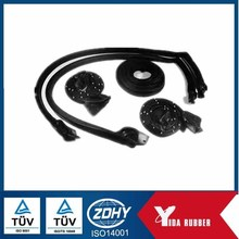 Weatherstripping auto/Car Sealing ,high quality rubber auto weatherstrips