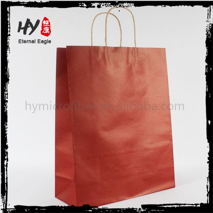 Hot selling handbag shape paper gift bag made in China
