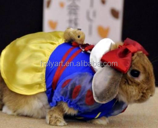 hot sale pet clothes for rabbits