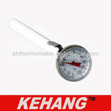 Mini Type Fast Read Bimetal Kitchen Food Cooking Thermometer Temperature Gauge