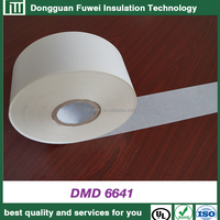 F Class electrical insulation Dacron / Polyester / Dacron(DMD)