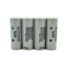 NCR18500 2000mAh 3.7V rechargeable li-ion battery 18500 rechargable battery 2000mAh