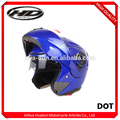 DOT approved motorbike good quality double visor stylish motorcycle helmets
