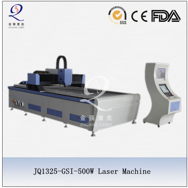 fiber laser cutting machine used as key cutting machine